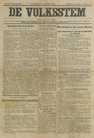 De Volksstem 1942
