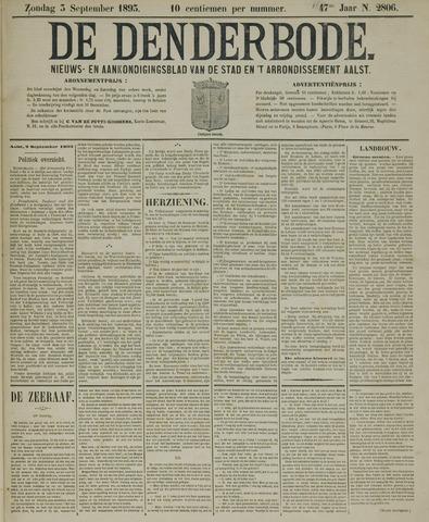 De Denderbode 1893-09-03