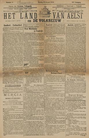 Het Land van Aelst 1910-01-23