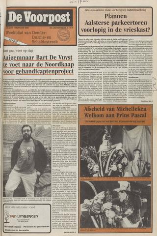 De Voorpost 1992-02-07