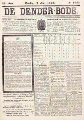 De Denderbode 1878-06-02