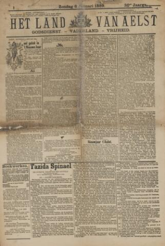 Het Land van Aelst 1889
