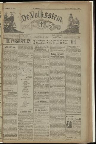 De Volksstem 1910-02-05