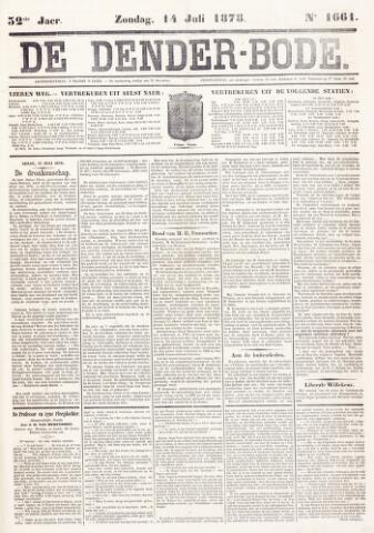 De Denderbode 1878-07-14