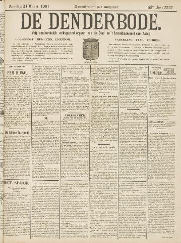 De Denderbode 1901-03-24