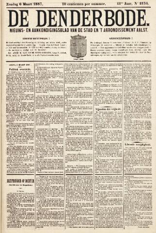 De Denderbode 1887-03-06