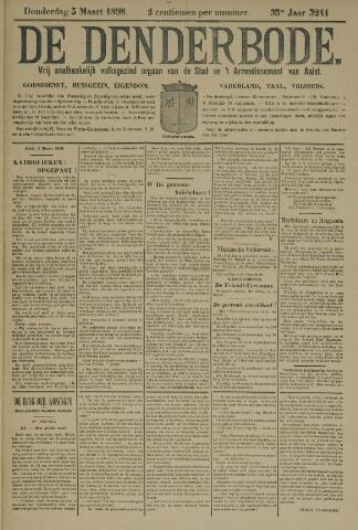 De Denderbode 1898-03-03