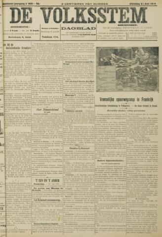 De Volksstem 1910-06-21