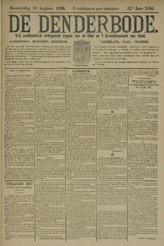 De Denderbode 1898-08-11