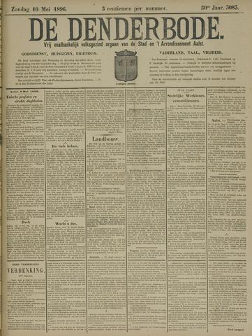 De Denderbode 1896-05-10