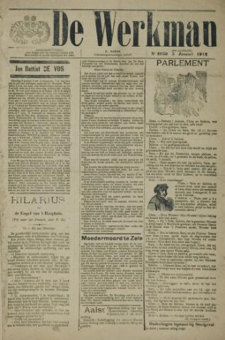 De Werkman 1912