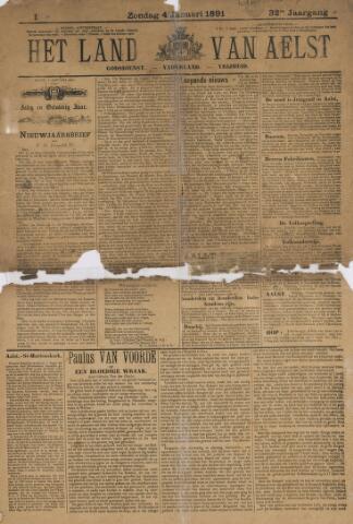 Het Land van Aelst 1891