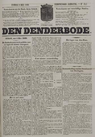 De Denderbode 1860-05-06