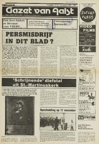 Nieuwe Gazet van Aalst 1983-11-18