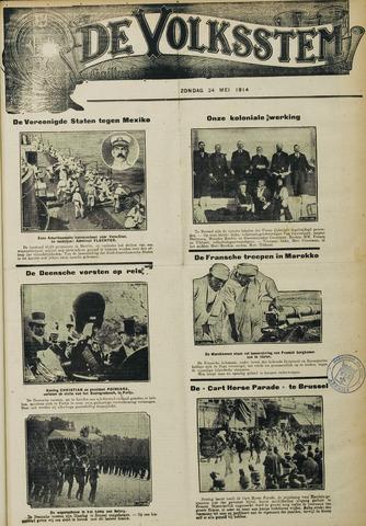 De Volksstem 1914-05-24