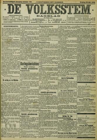 De Volksstem 1915-07-30