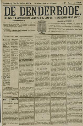 De Denderbode 1893-12-28