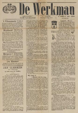 De Werkman 1908