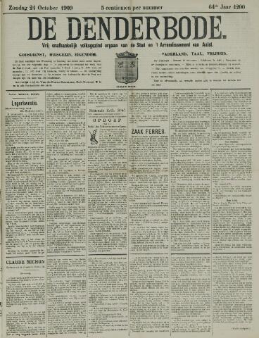 De Denderbode 1909-10-24