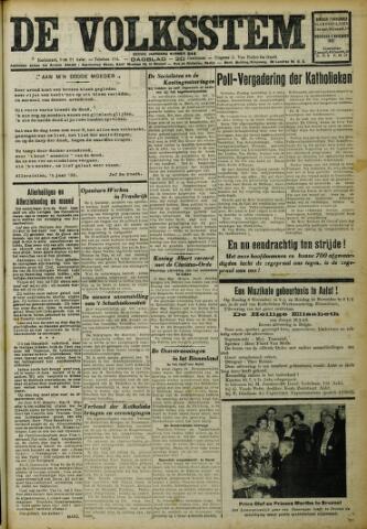 De Volksstem 1932-11-01