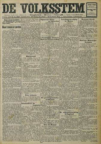 De Volksstem 1926-08-08
