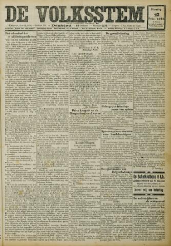 De Volksstem 1926-02-23