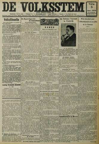 De Volksstem 1932-06-03