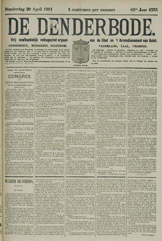 De Denderbode 1911-04-20