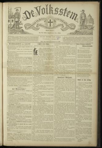 De Volksstem 1900-04-14