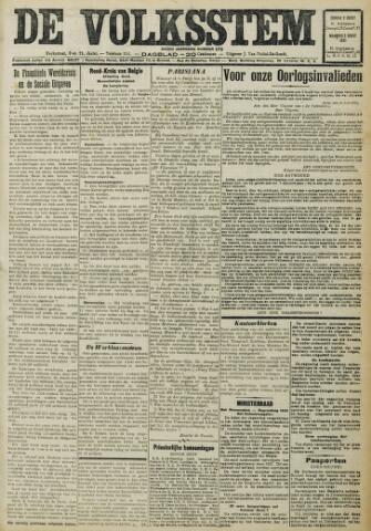 De Volksstem 1931-08-02