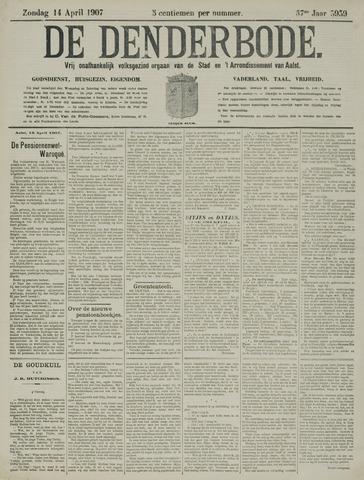 De Denderbode 1907-04-14