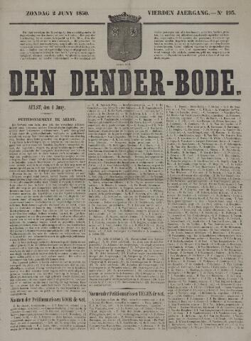 De Denderbode 1850-06-02