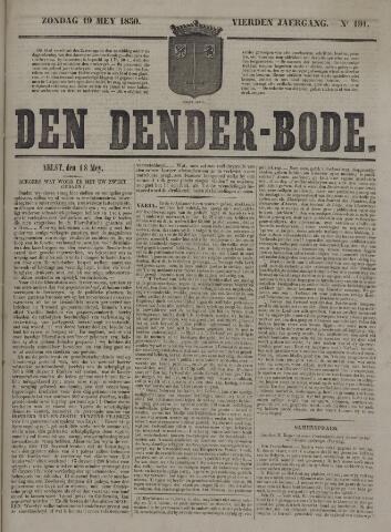 De Denderbode 1850-05-19