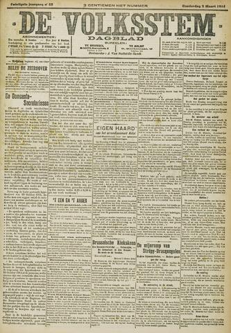 De Volksstem 1914-03-05