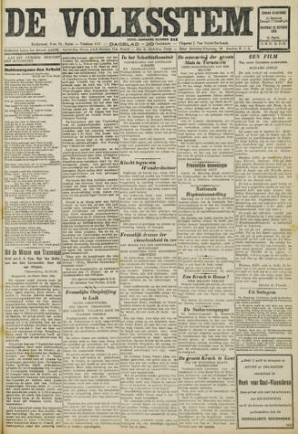De Volksstem 1930-10-19