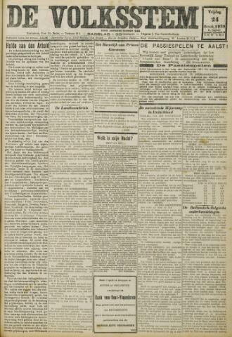 De Volksstem 1930-10-24