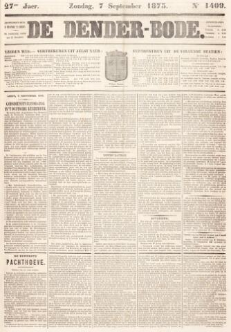De Denderbode 1873-09-07