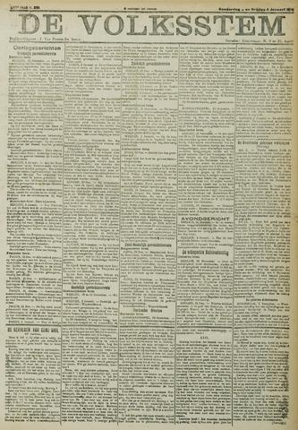 De Volksstem 1918