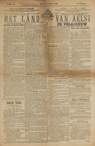 Het Land van Aelst 1908-11-08
