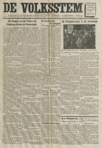 De Volksstem 1938-11-07