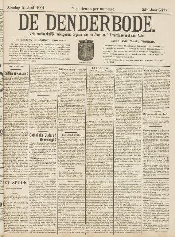 De Denderbode 1901-06-02
