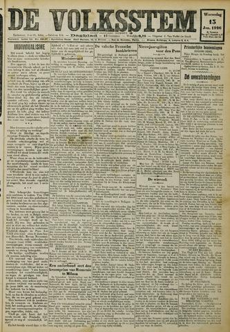 De Volksstem 1926-01-13