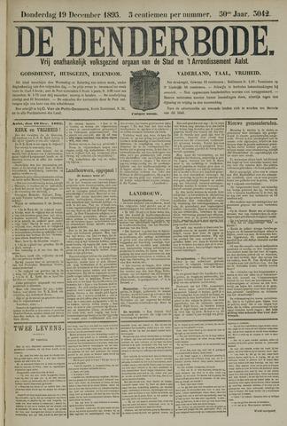 De Denderbode 1895-12-19