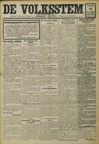 De Volksstem 1932-01-23