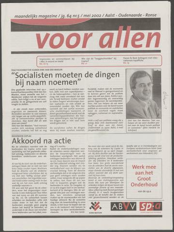Voor Allen 2002-05-01