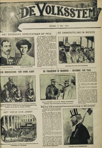 De Volksstem 1914-05-17