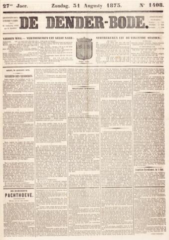 De Denderbode 1873-08-31