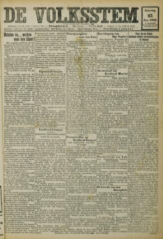 De Volksstem 1926-01-23
