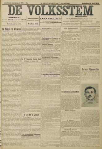 De Volksstem 1910-06-18