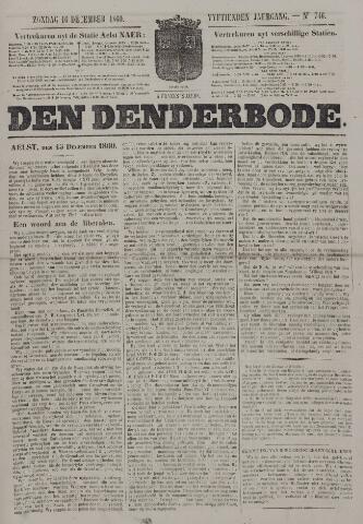 De Denderbode 1860-12-16